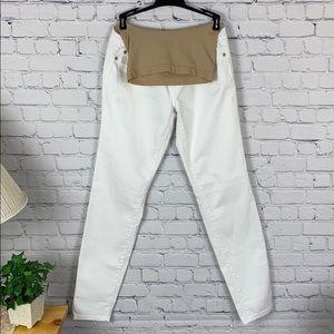 Luxe Essential Denim Addison Maternity Jeans Sz 28